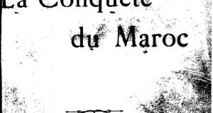 La conquete du Maroc