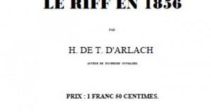 Le Maroc et le Rif