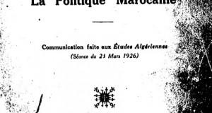 Le Rif et La Politique Marocaine