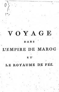 voyage dans l empire de maroc et le royaume de fez